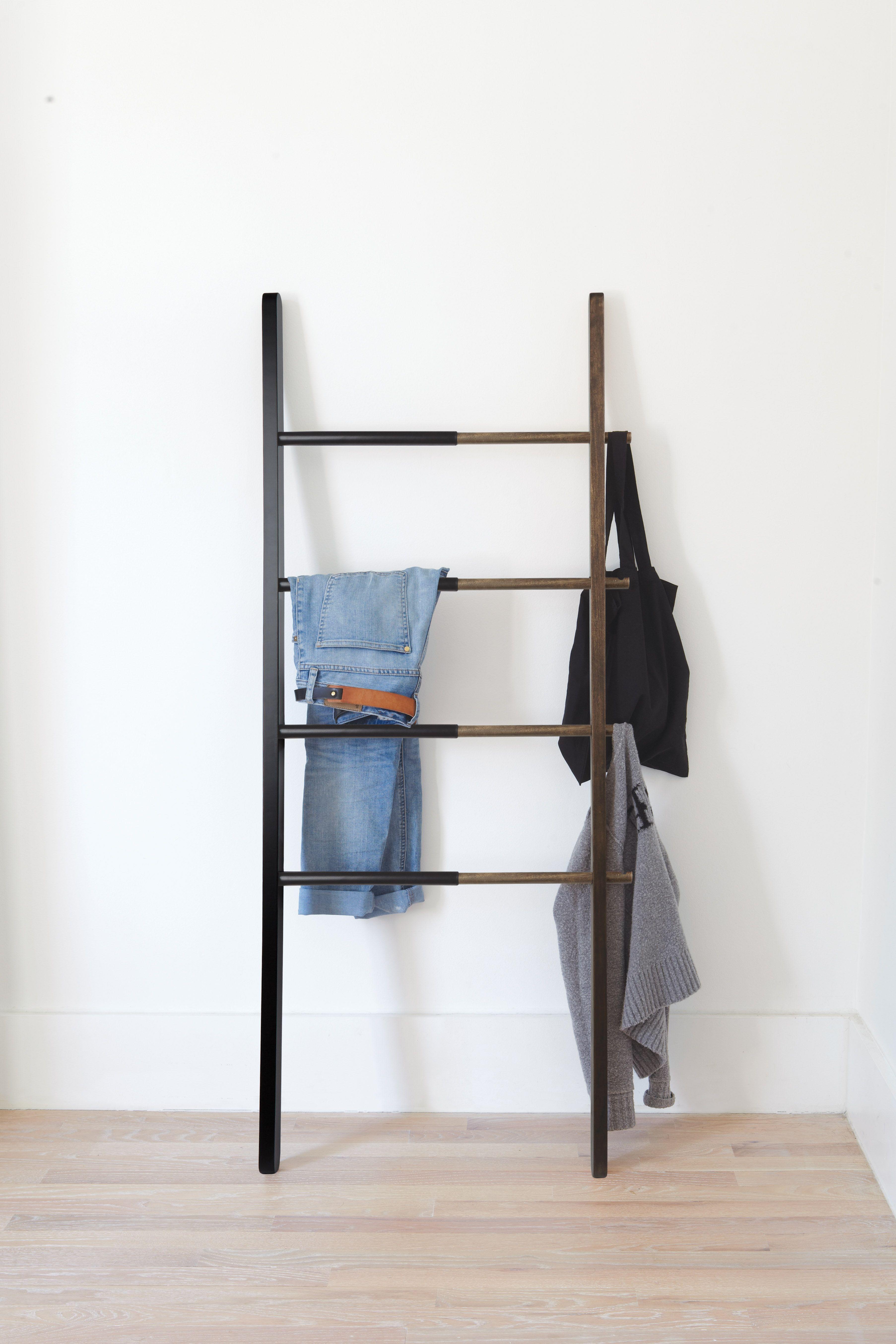 Über kurz oder lang: die hub ladder white handtuch- und