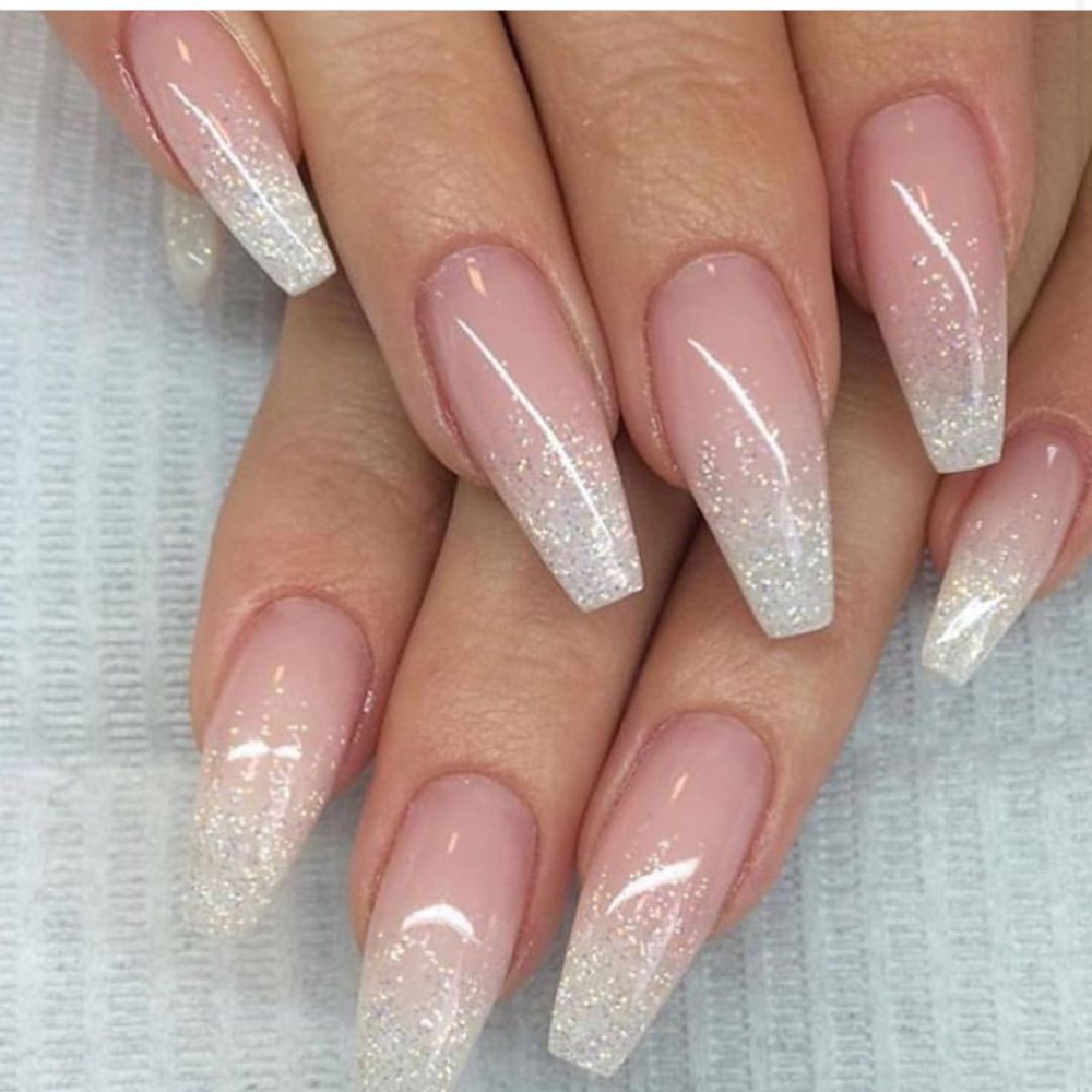 100 Latest Nail Trends For Winter 2020 Nail Art Design Ideas For 2020 In 2020 Ombre Nails Glitter Ombre Nail Designs Ombre Acrylic Nails