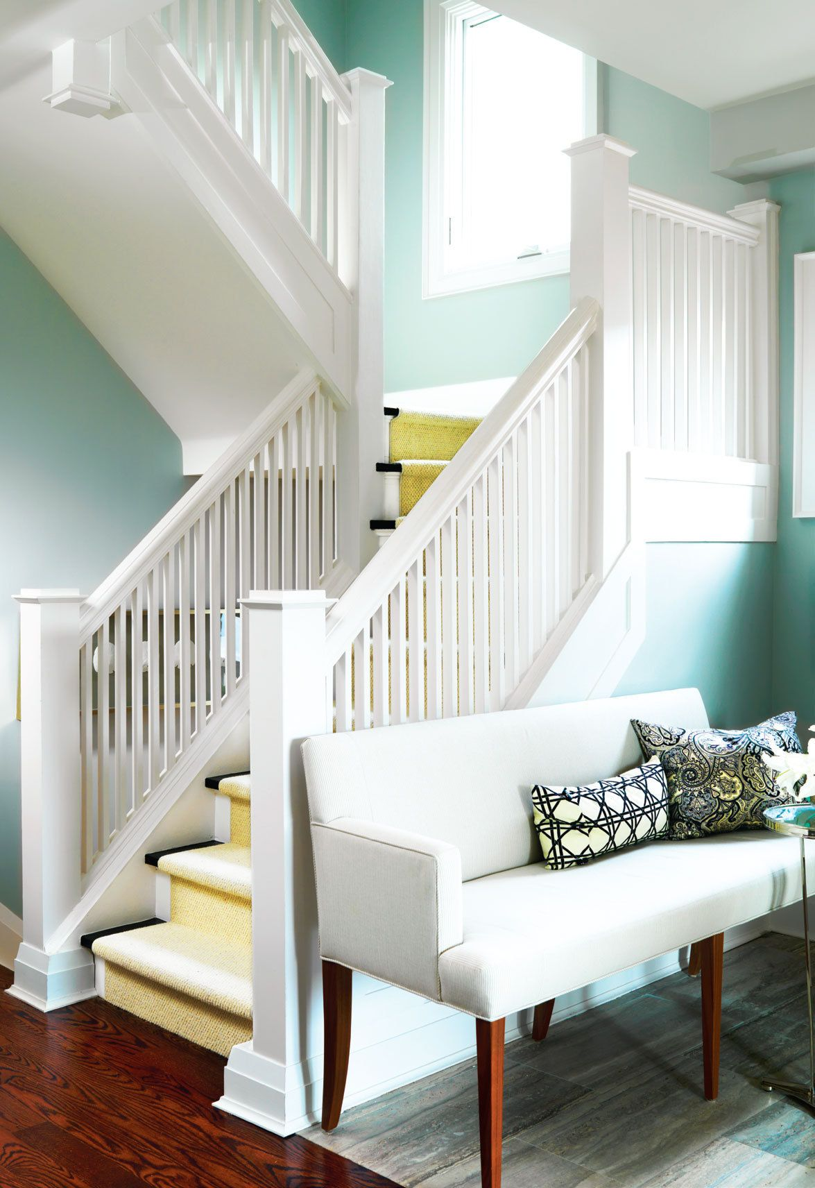 Narrow hallway colours   hallway decorating ideas thatull make coming home a treat  Entry