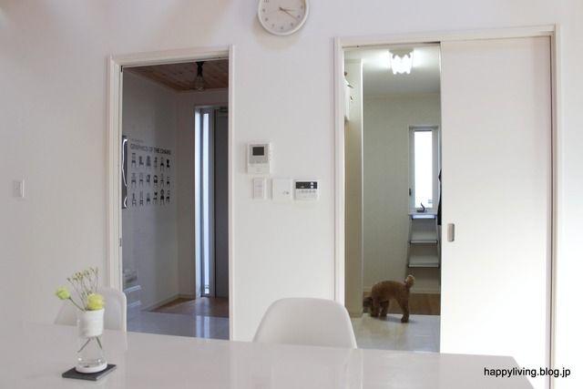 ドアは洋服のように簡単には変えられない そうなのか Happy