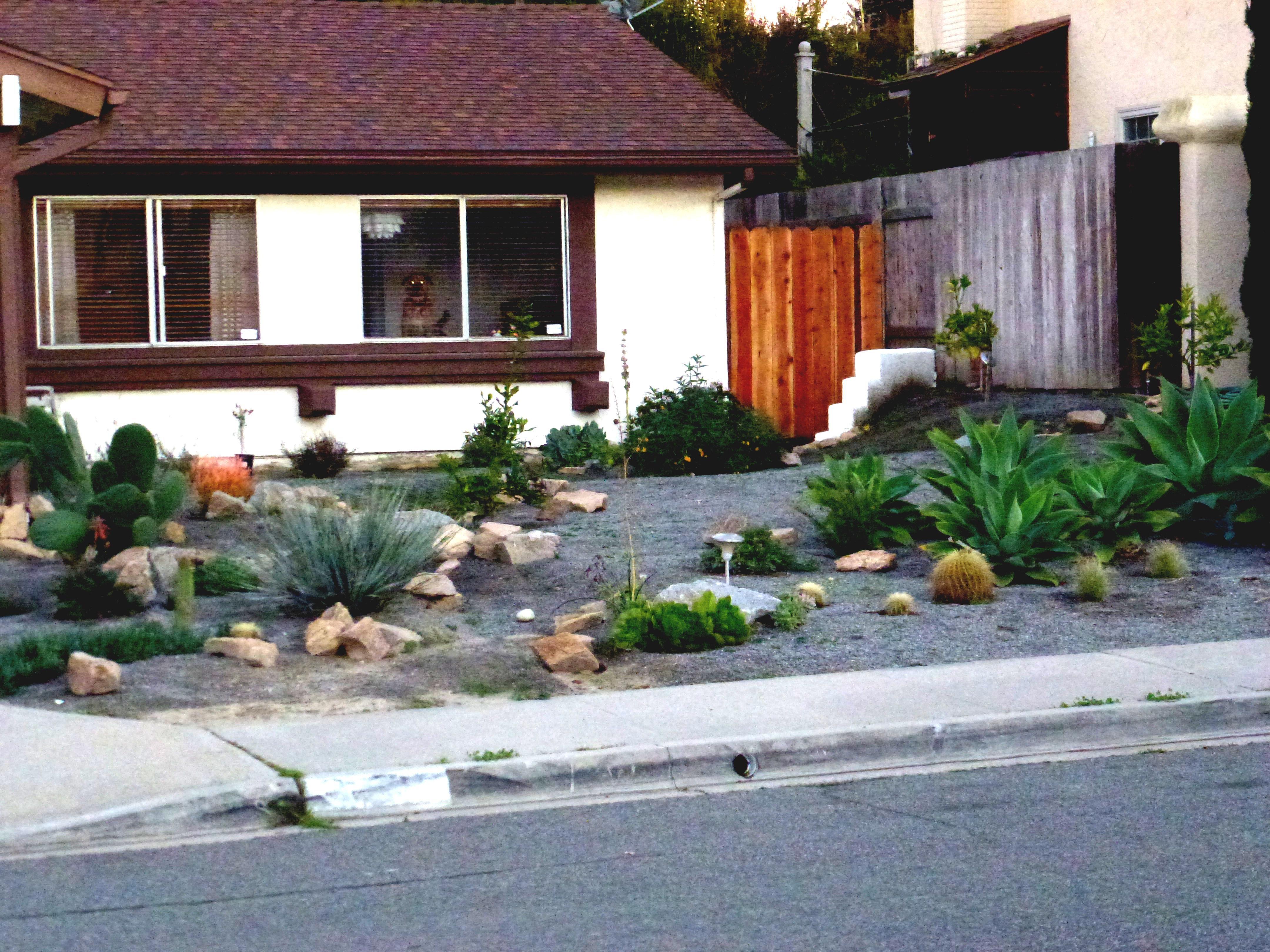 Perfekt Diy Vorgarten Landschaftsbau Ideen Auf Einem Budget Gardening Design  #Gartendeko