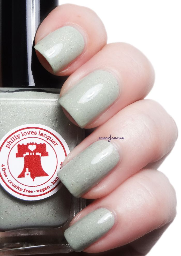 xoxoJen\'s swatch of Philly Loves Lacquer I Love You A Lime | Re-Pin ...