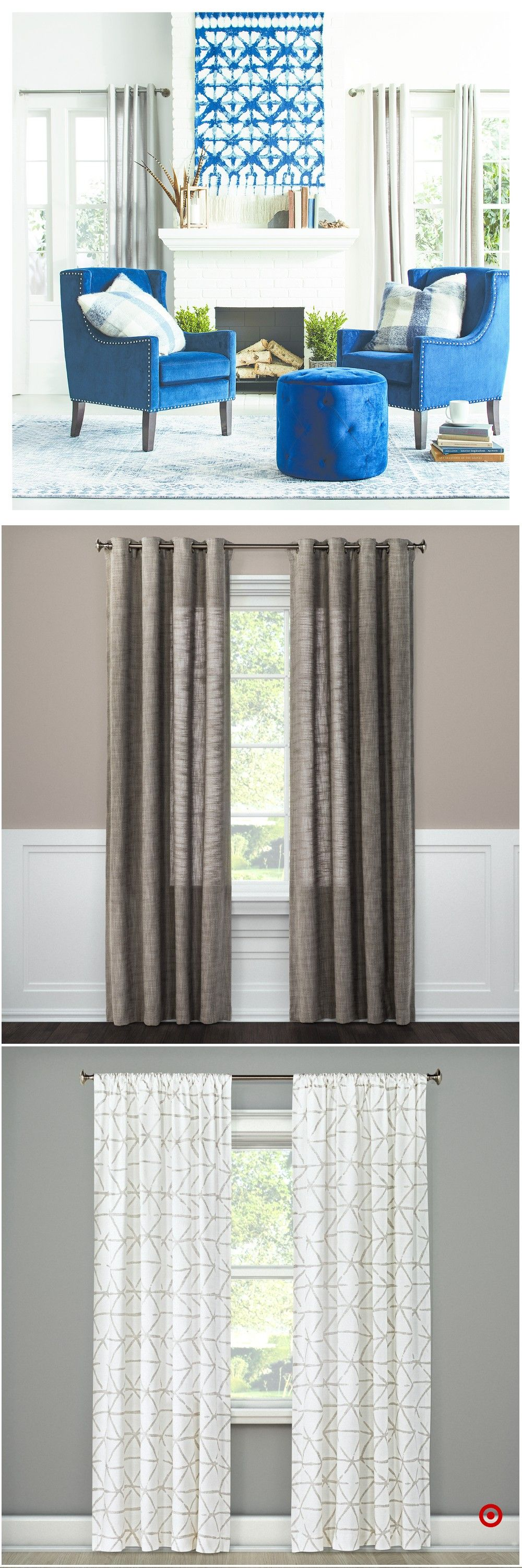 Window cover up ideas  shop target for curtain panels you will love at great low prices
