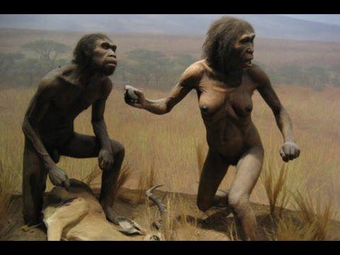 en el origen del ser humano