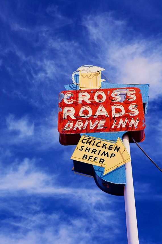 Cross Roads Drive Inn