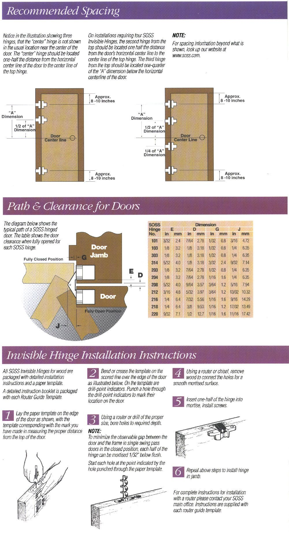 concealed wood door details dwg - Google Search | Commercial ...