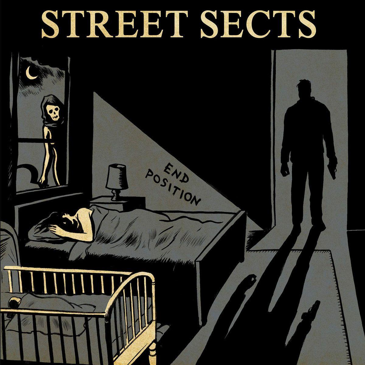 Street Sects End Position in 2020 Lp vinyl, Album art