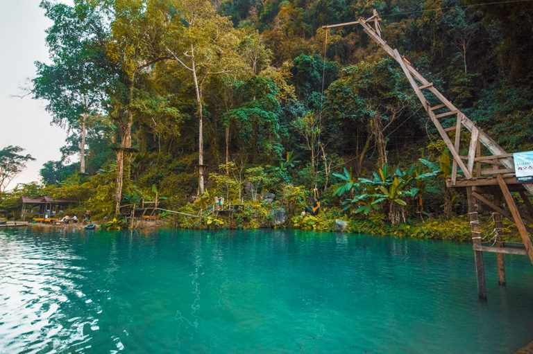 Visit Blue Lagoon Three In Vang Vieng Laos Cheap Countries To Travel Laos Laos Travel