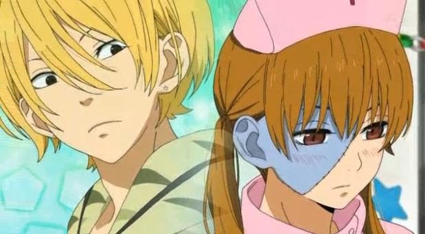 My little monster Tonari no kaibutsu kun, Anime de