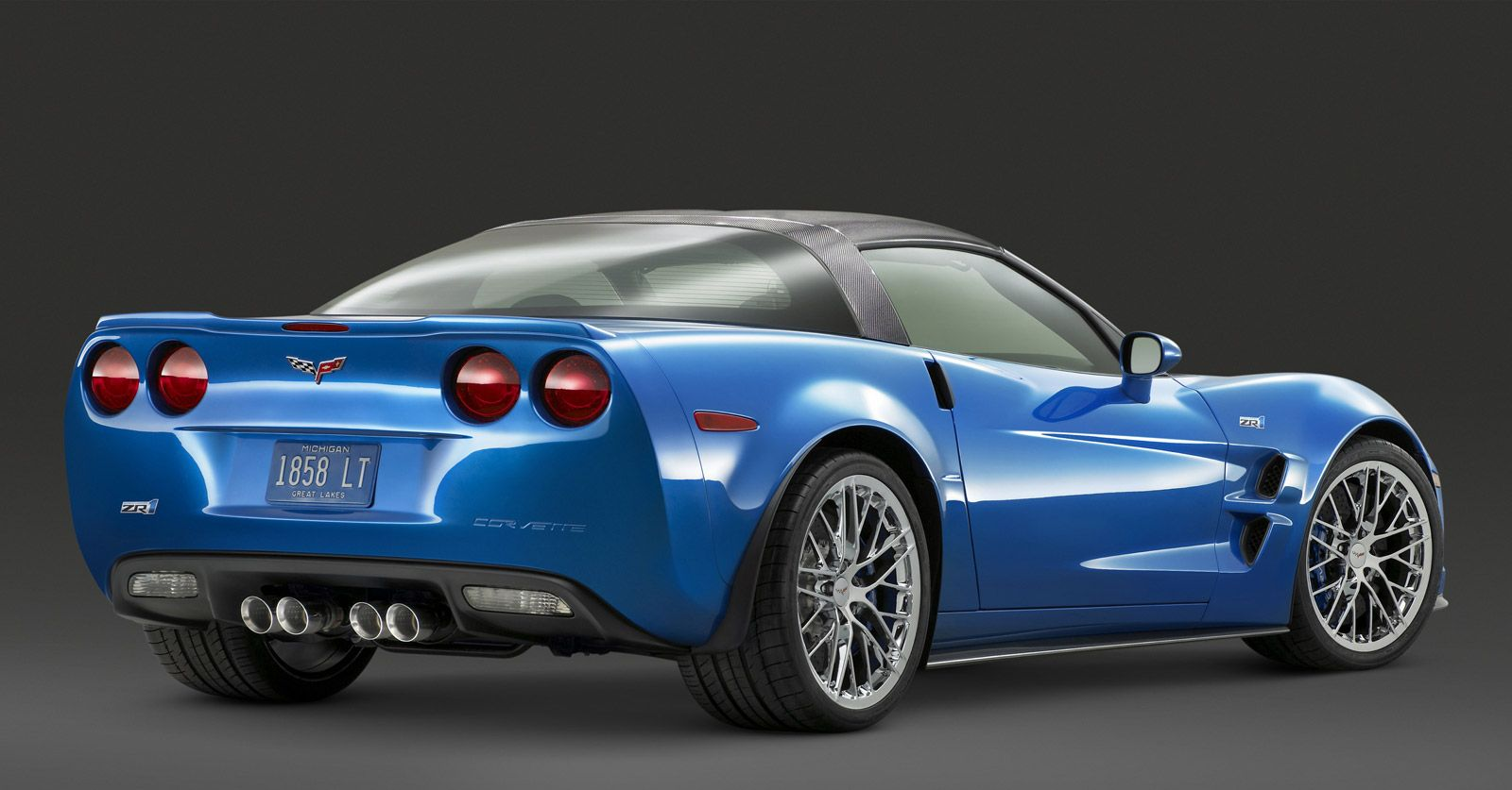 Chevrolet was working on a new mid engine platform for the next corvette zr1