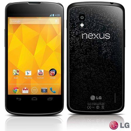 Smartphone LG Nexus 4 Android 4.2 + 3G e 16GB - fastshop.com.br