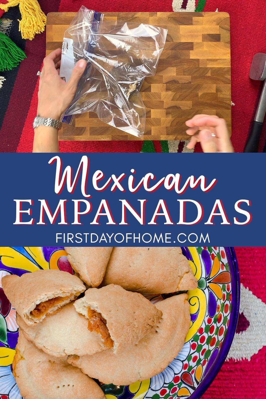 Authentic Baked Empanada