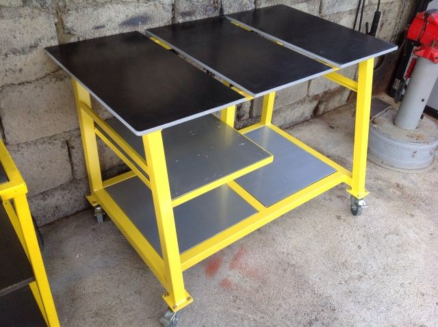 welding table picture thread page 9