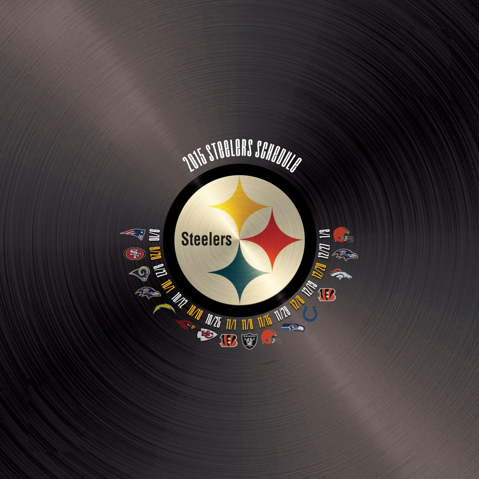 1920x1920 Here's the black version Steelers
