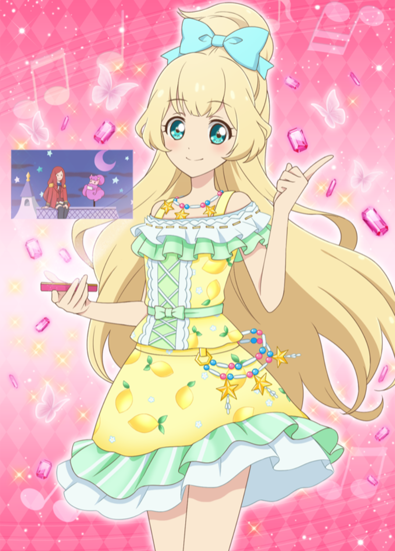 Aikatsu STARS! Hime Anime, Hình ảnh