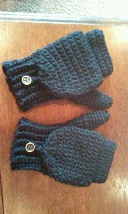 Crochet convertable mittens crochet pinterest mittens crochet crochet convertable mittens dt1010fo