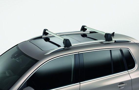 2009 2017 Vw Tiguan Roof Rack Bars K016 Roof Rack Volkswagen Cars For Sale Used