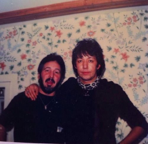 Ace Frehley And Peter Criss Early 80s Ace Frehley Peter Criss