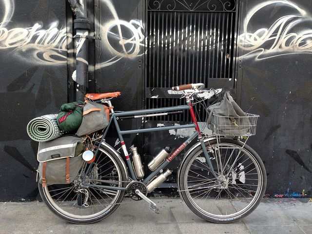 Rivendell Bicycle Works Bombadil Bicycle Touring Bicycles