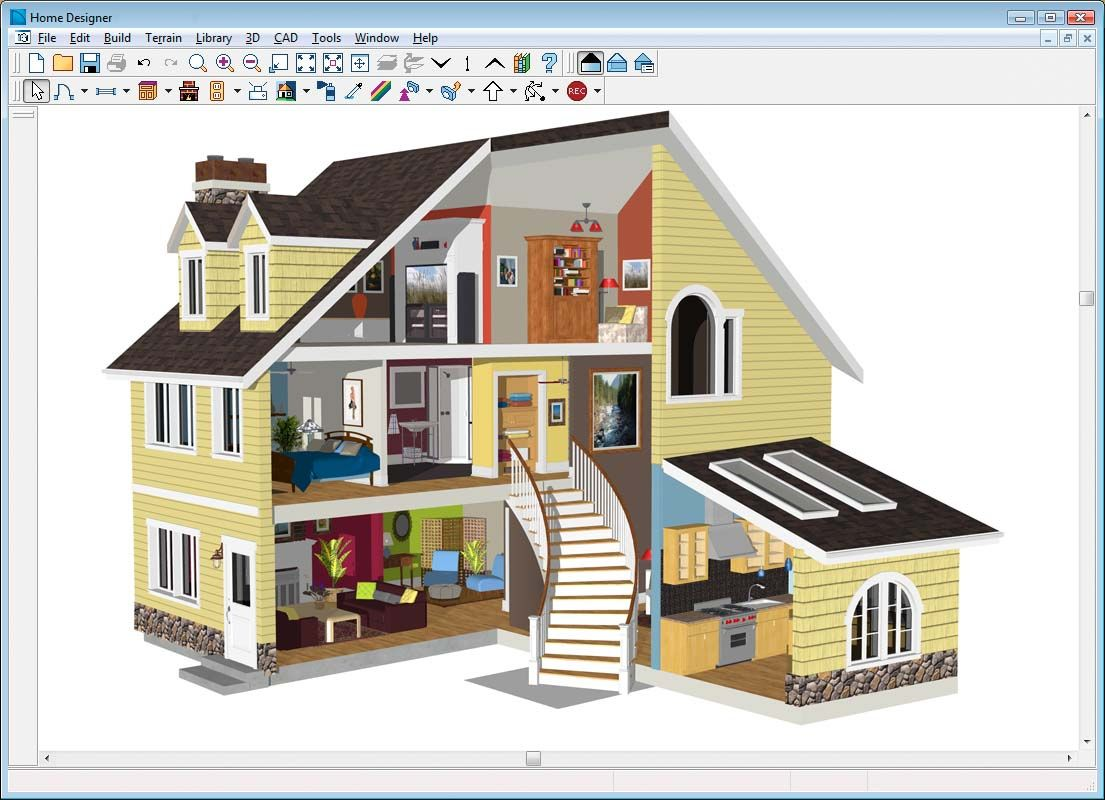 Awesome Home Designer(r) Software Part - 8: House · Inspirational House Designer Software ...