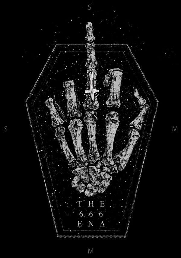 Theblacknurse Goth Wallpaper Skeleton Art Skull Art Black iphone evil wallpaper