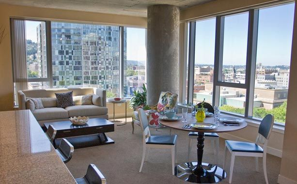 Ladd Apartments in Portland is a brand new apartment ...