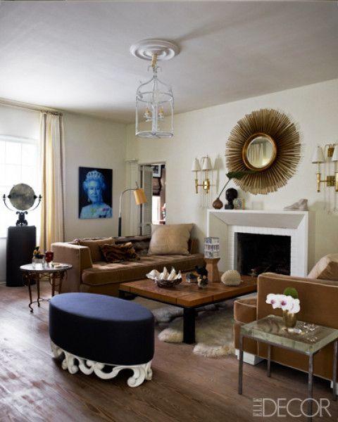 LookBook | Living Room | ELLE Decor