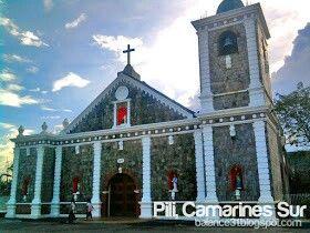 Last Days Of St Raphaels Cathedral >> St Raphael The Archangel Parish Church Pili Camarines Sur 1870