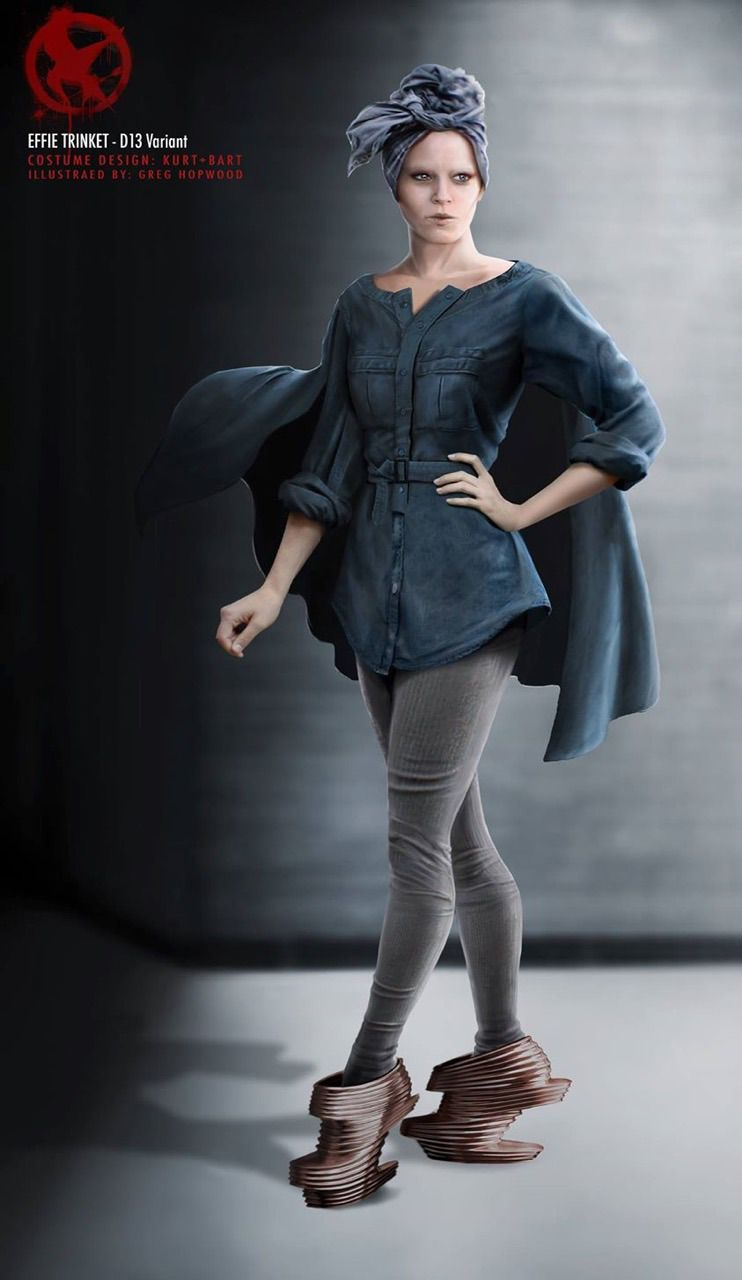 first-propo outfit art <3 / PanemPropaganda - Costume Illustrations for Mockingjay Part 2 by...