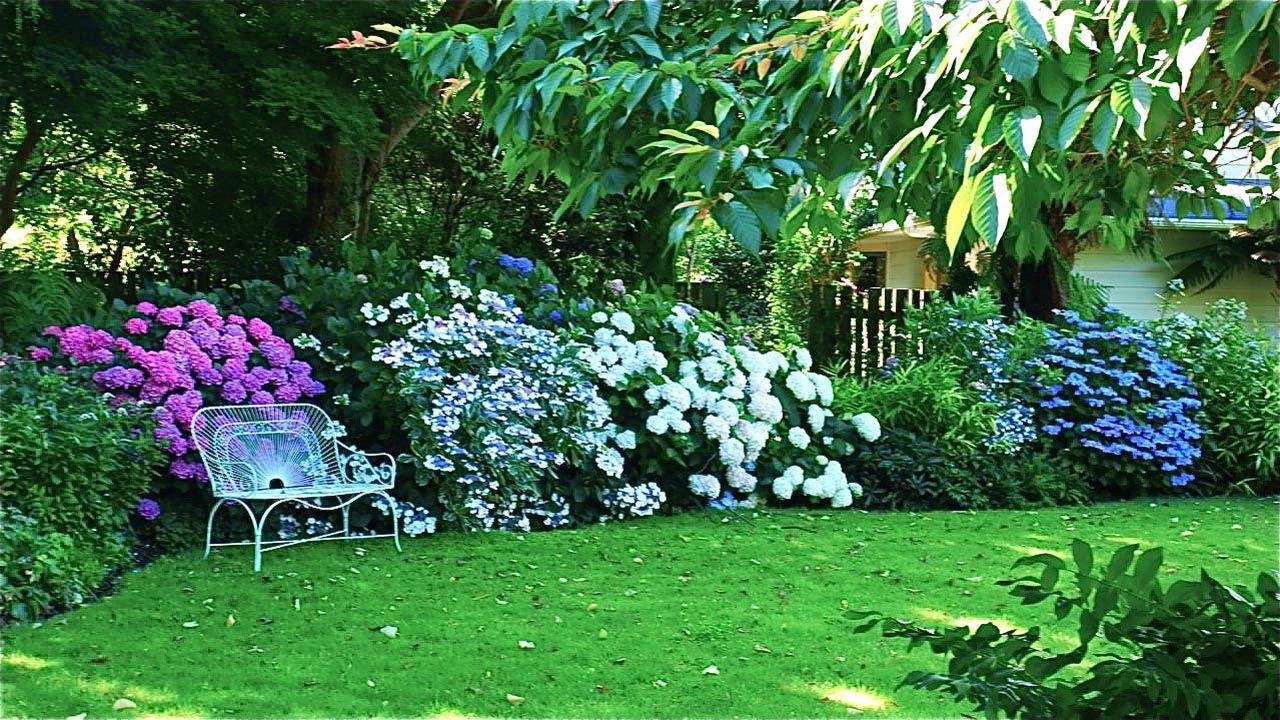 Garden design nz hortensia house blenheim new zealand for Garden design ideas nz