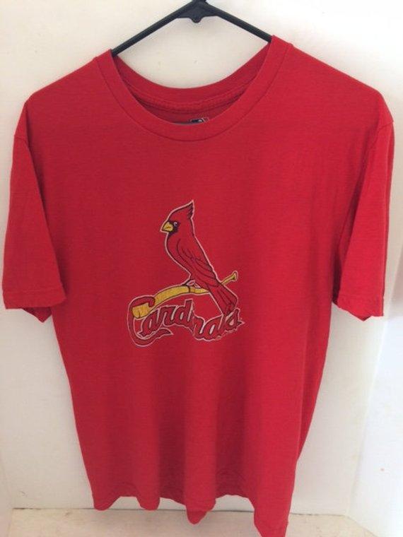 82199e1b1 St Louis Cardinals baseball t shirt vintage size large vintage cardinals St  Louis Cardinals Baseball