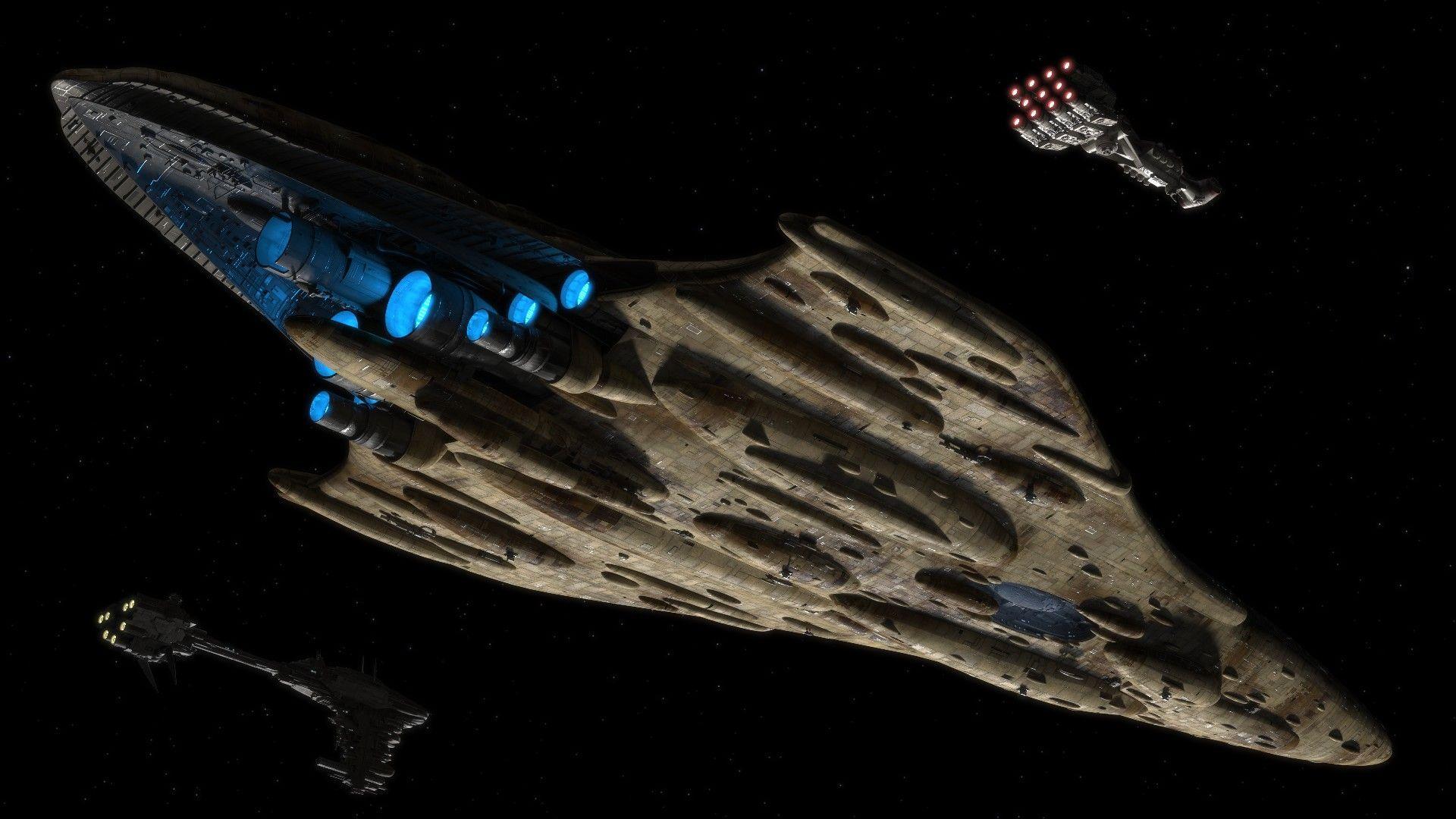 Mon Calamari Cruiser Star Wars Wallpaper Star Wars Vehicles