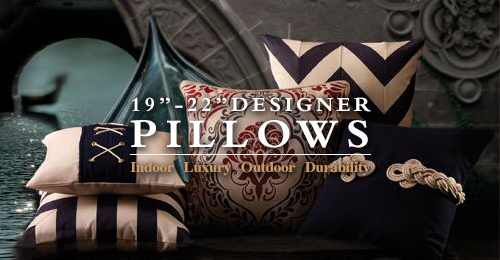 Image From Http://www.todayspatio.com /store/media/catalog/category/19 To 22 Designer Throw Pillows.