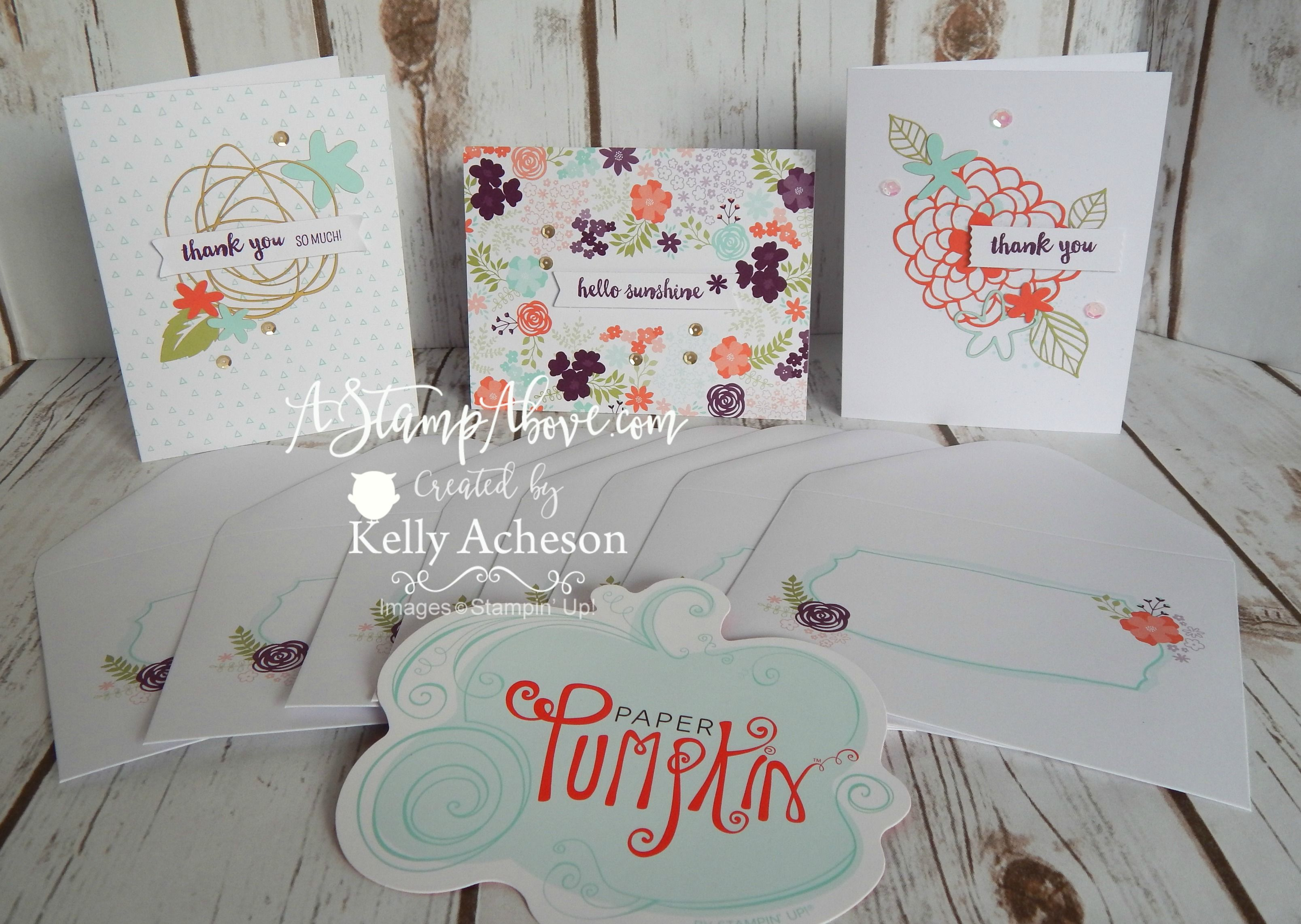 See all the cards I made with the February Paper Pumpkin Kit here:   http://astampabove.typepad.com/my-blog/2016/03/alternate-ideas-paper-pumpkin-kit.html