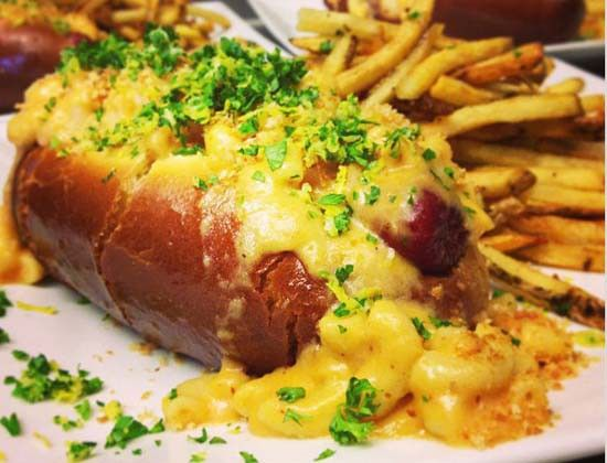New Gourmet Hot Dog Food Truck Frank Hits The Streets In