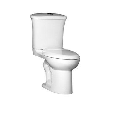 Pfister Treviso 1 6 White Watersense Dual Flush Elongated
