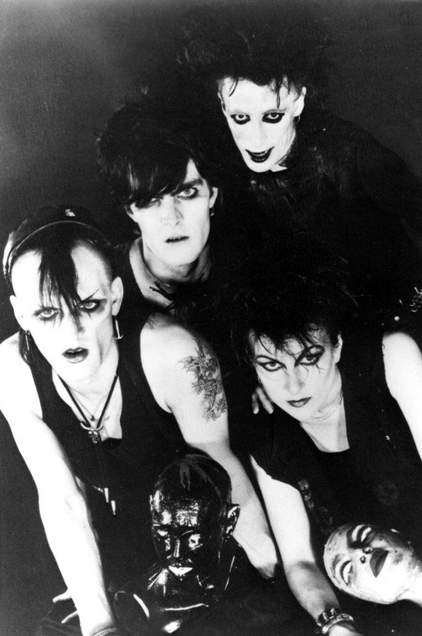 Alien sex fiend music pinterest aliens goth bands and musicians