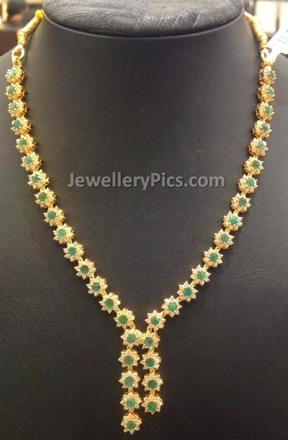 Latest Indian Jewellery designs and catalogues in gold diamond and ...