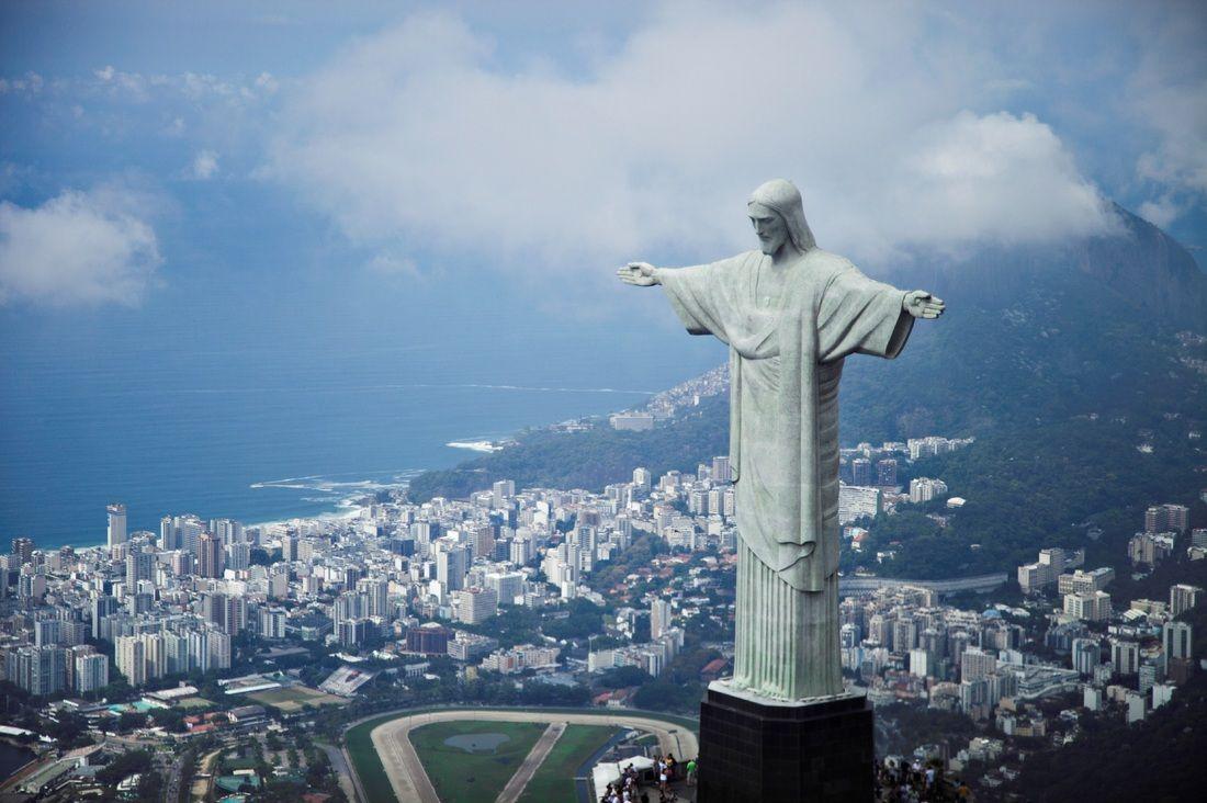 Christ The Redeemer Rio De Janeiro Landmarks Cruise