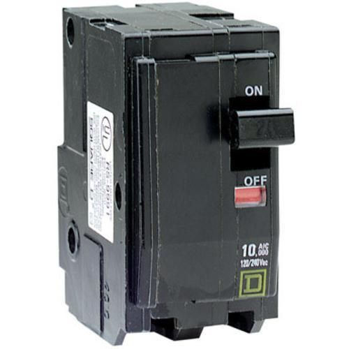 "20 amp 1-pole SINGLE circuit breaker Square-D Series 2 /""Qwik-Gard/"""