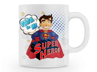 #taza #super #papá !!! regalale a papi la mejor Taza!!! le va a encantar!
