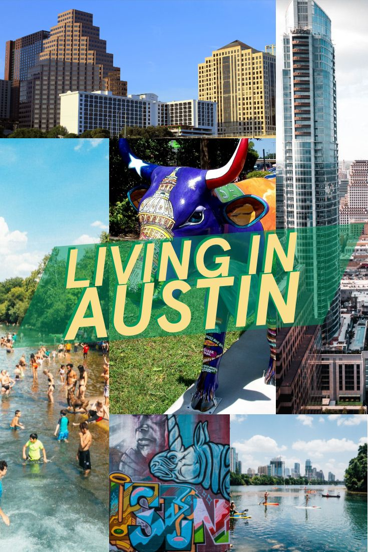 21 Things to Know about Living in Austin