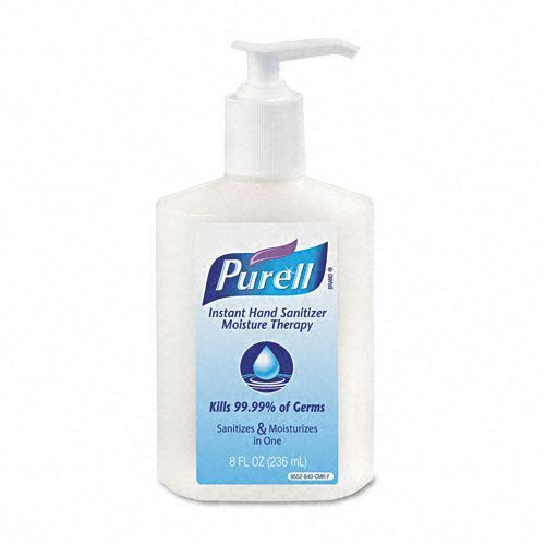 Gojo Purell Instant Hand Sanitizer Moisture Therapy Hand