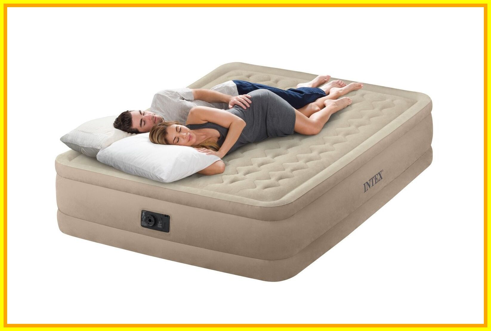 90 reference of queen bed air mattress 240v in 2020 Air