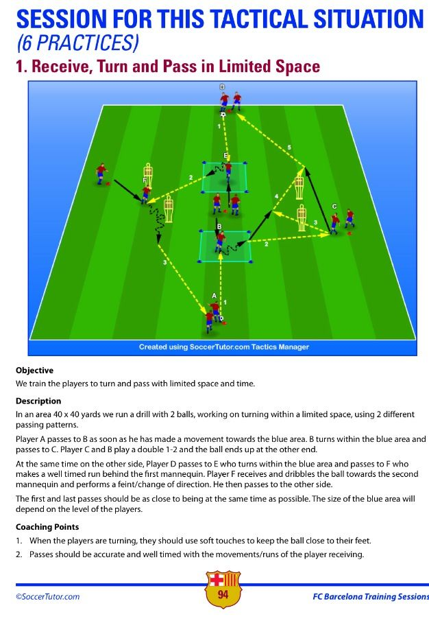 Barca Drill Of The Day Soccer Training Soccer Coaching Drills Soccer