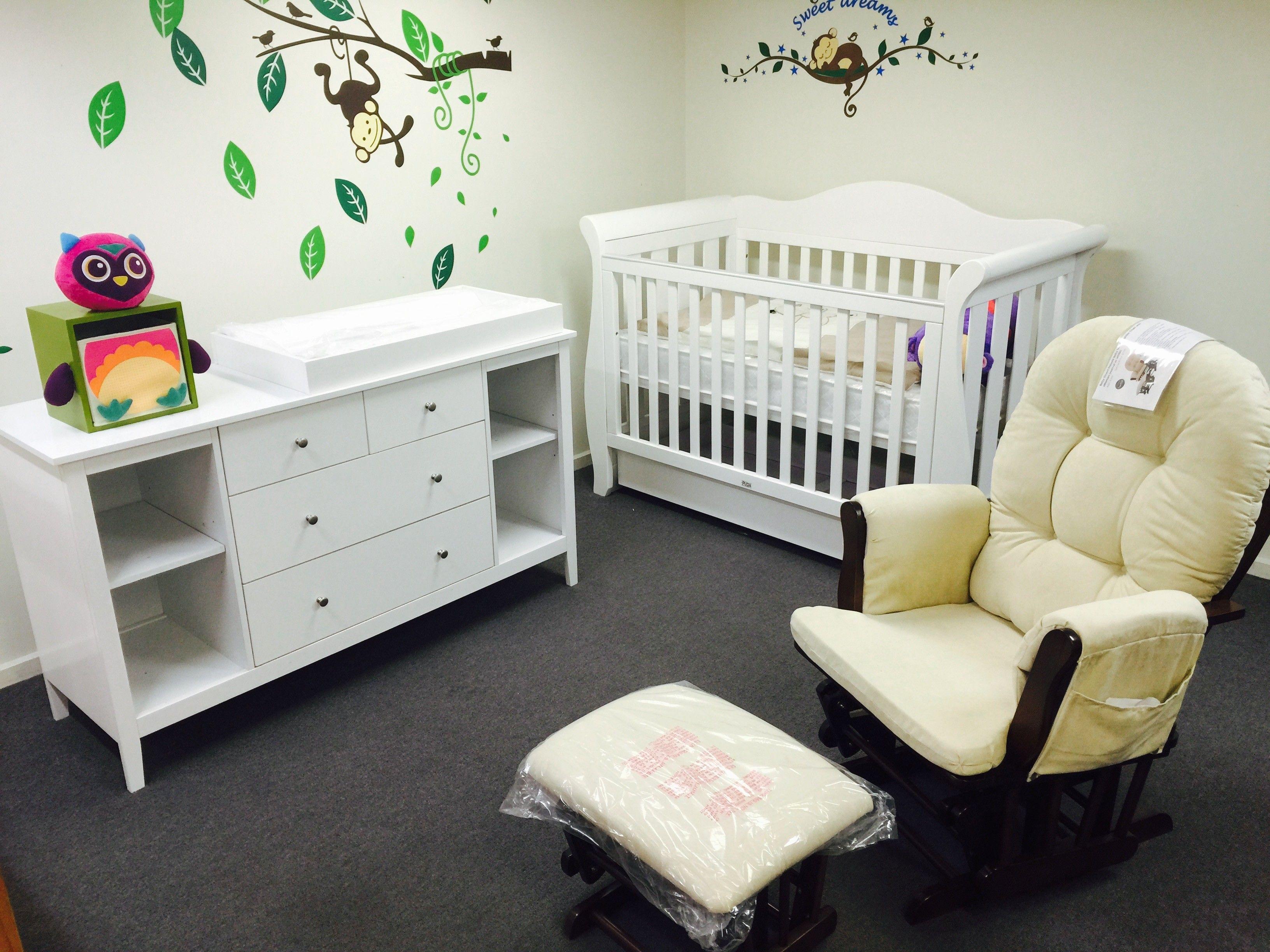Baby Direct Deluxe Cot Change