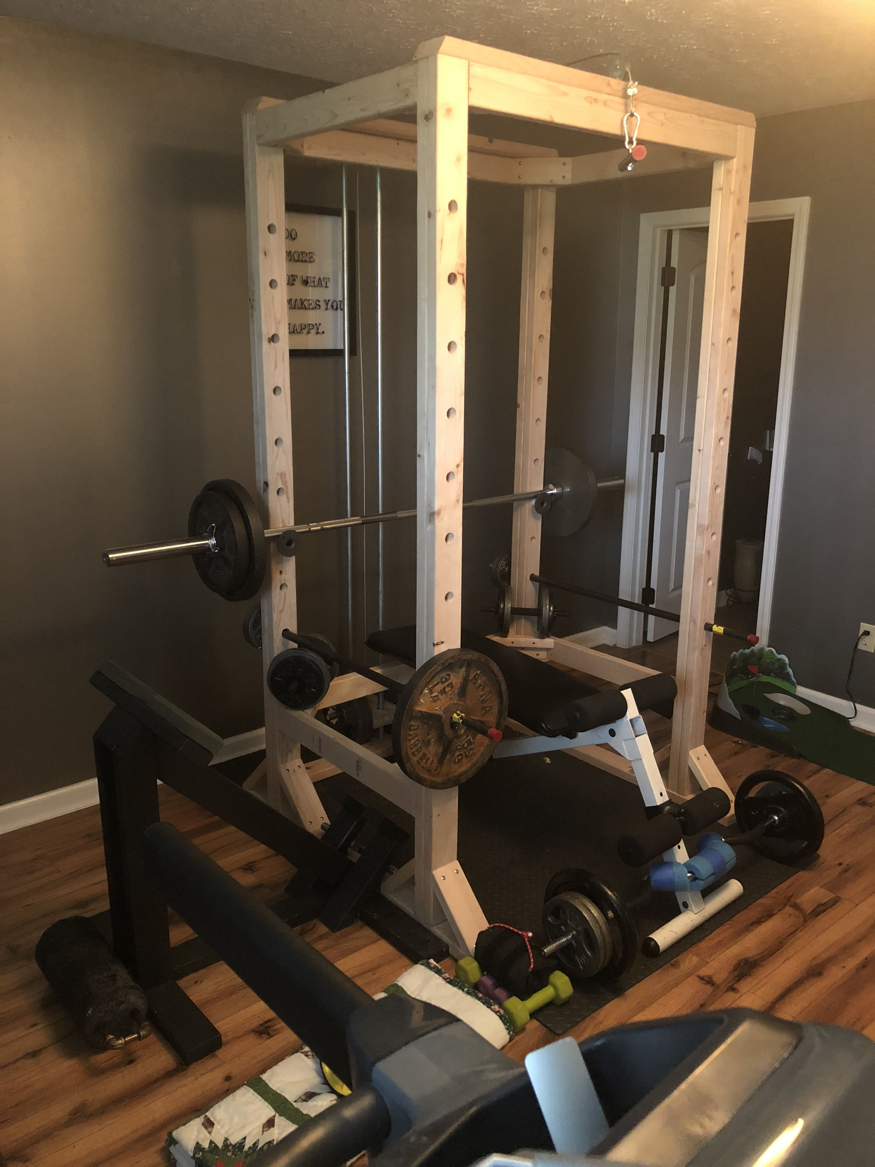 Diy wood home gym workout diy home gym home gym flooring at