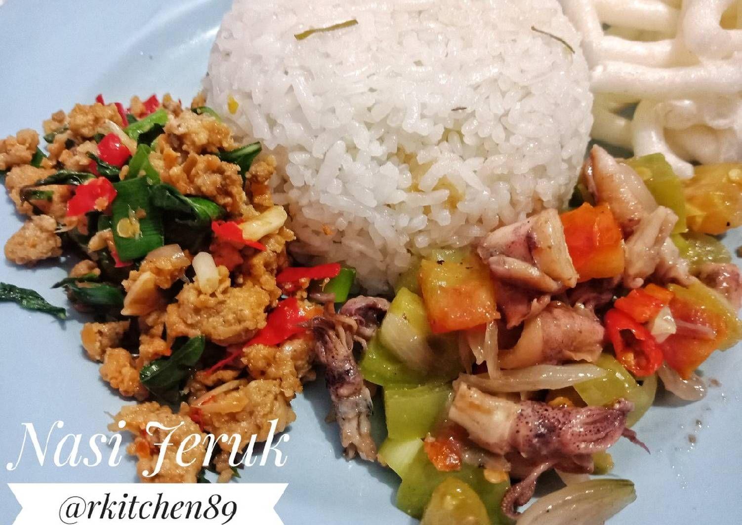 Resep Nasi Jeruk Oleh Cha Rkitchen89 Resep Resep Masakan Indonesia Resep Masakan Resep