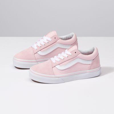 pink vans for girls
