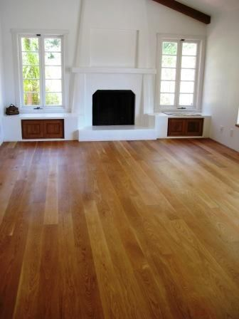 White Oak Select Grade Finished With Raw Tung Oil Beautiful And Natural Wide Plank White Oak Floors Flooring White Oak Wide Plank